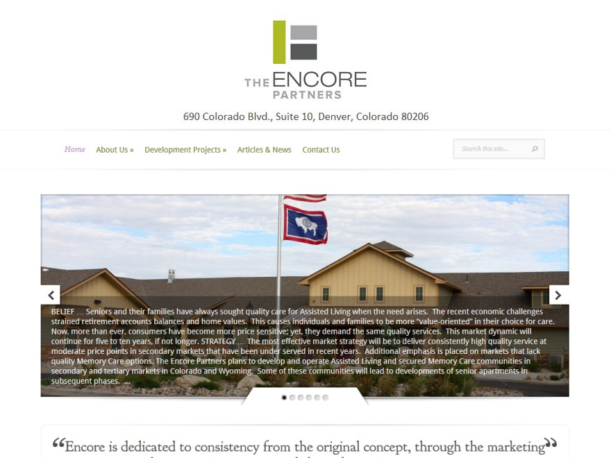 Evolution Child WP theme