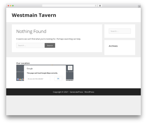 Free WordPress Ultimate Responsive Image Slider Plugin plugin - westmaintavern.com