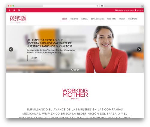 Kapital template WordPress - wmmexico.mx