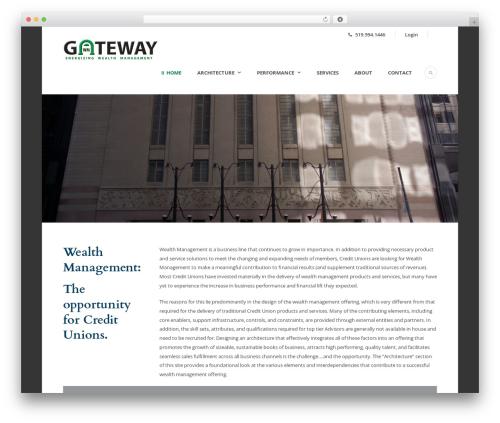 Lawyer Base template WordPress - wmgateway.com