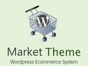 Market Theme WordPress store theme