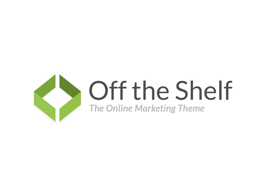 Off the Shelf WordPress theme