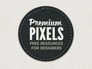 Premium Pixels WordPress blog theme