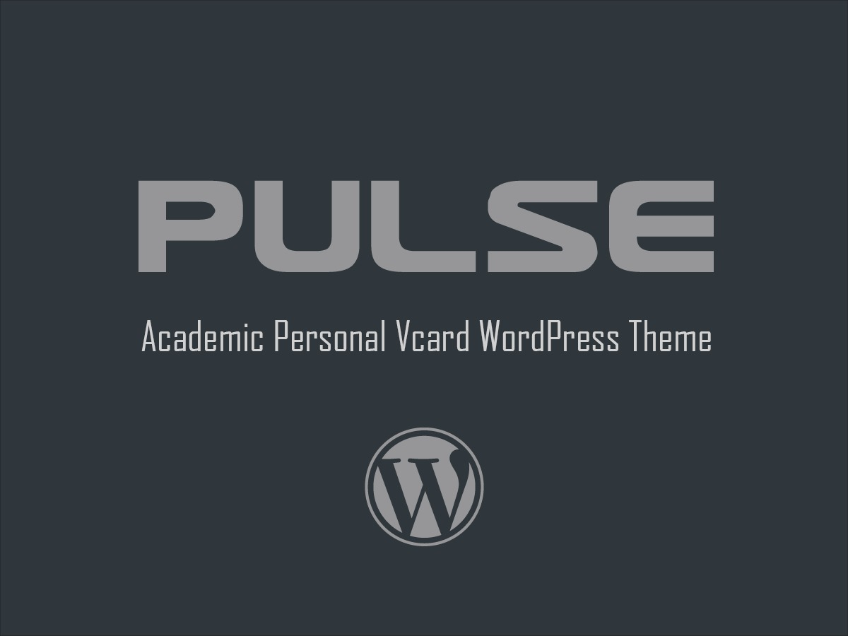 Pulse WP template