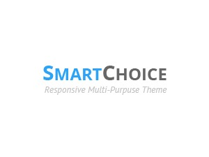 SmartChoice WordPress template for business