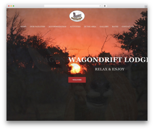 Sydney template WordPress free - wagondrift.co.za