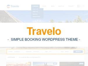 Travelo Child WordPress travel theme