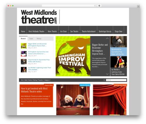 WordPress instagram-picture plugin - westmidlandstheatre.com