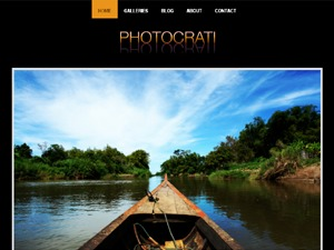 WordPress template Photocrati Theme