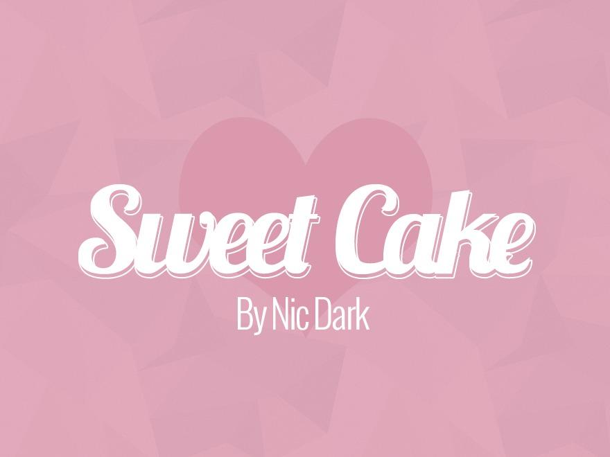 WordPress template Sweet Cake