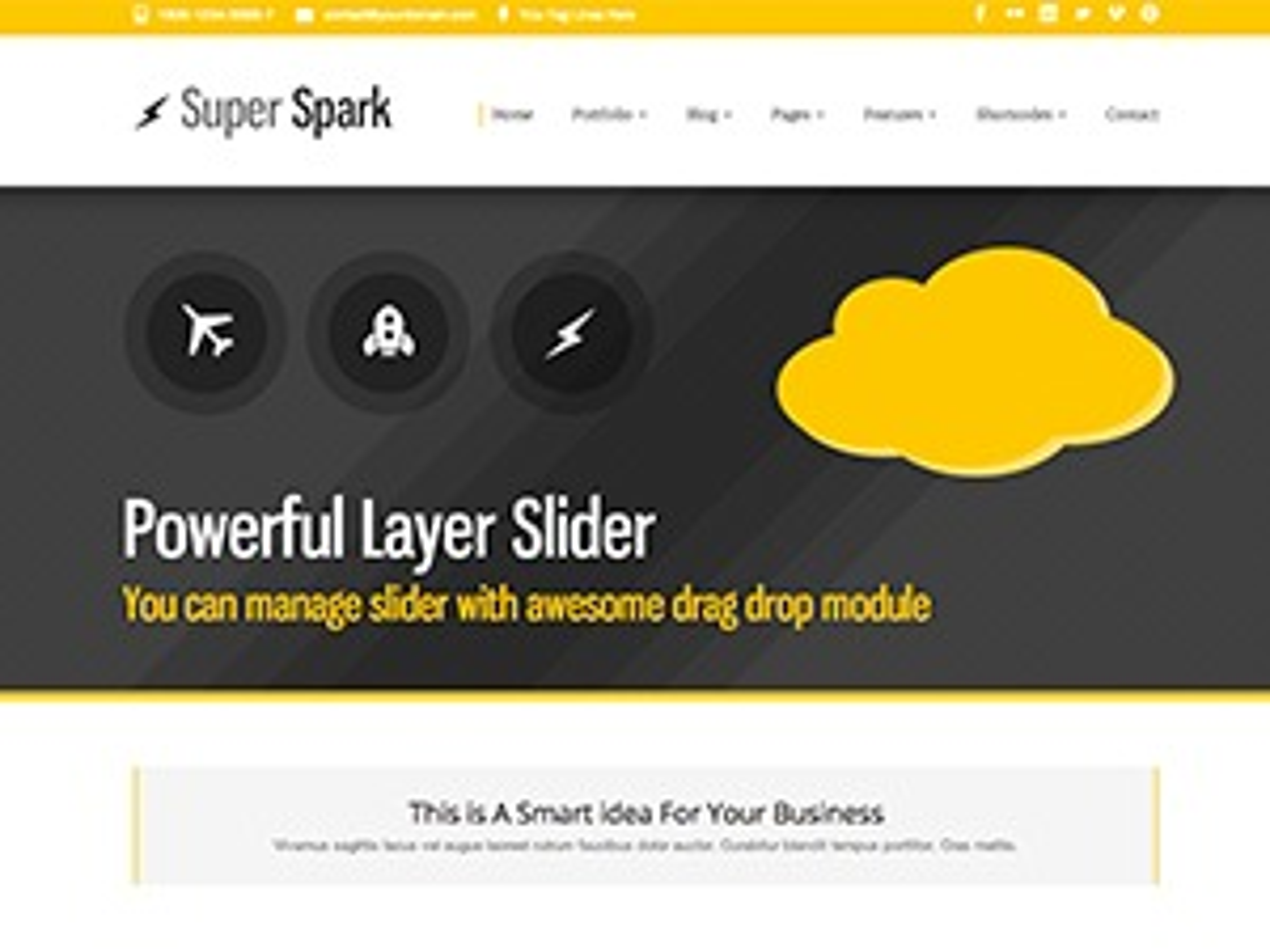 Words WordPress theme download