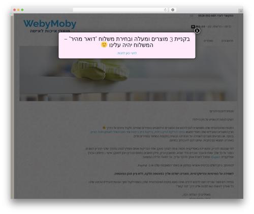 WP template TopShop Premium - webymoby.com