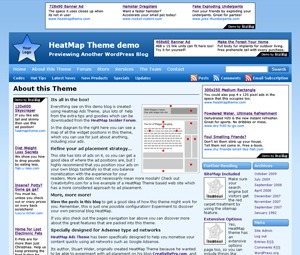 HMT2 Child - Big Blue Business business WordPress theme