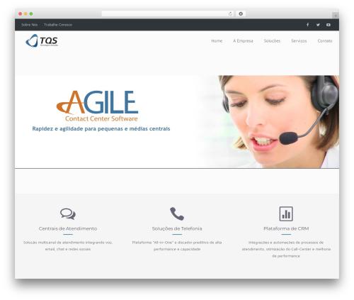 Palas template WordPress - tqsinfo.com.br