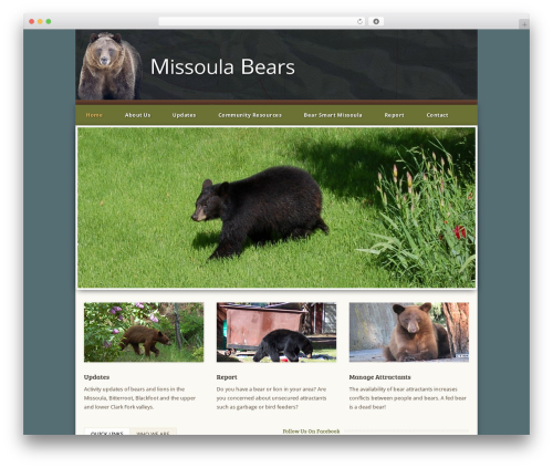 Free WordPress WP SEO HTML Sitemap plugin - missoulabears.org