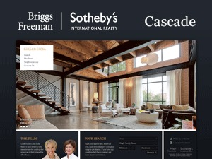 Horizons - Briggs Freeman Sotheby's International Realty real estate template WordPress