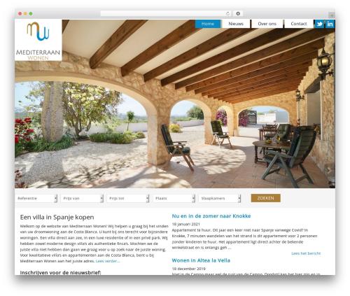 WordPress wp-views plugin - mediterraan-wonen.nl