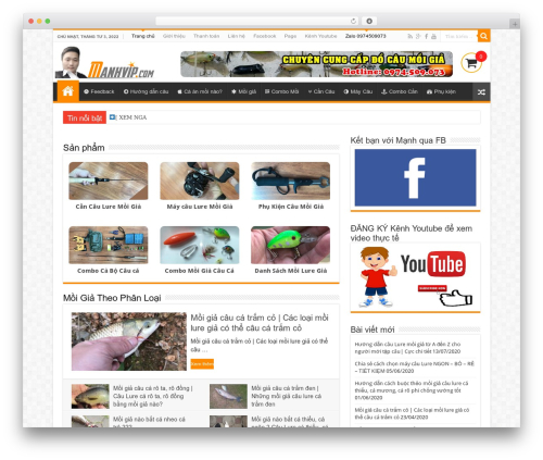 Free WordPress Live Chat with Facebook Messenger plugin - manhvip.com