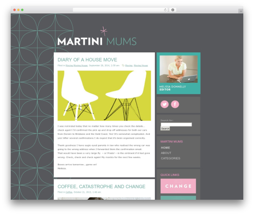 Fauna best WordPress theme - martinimums.com