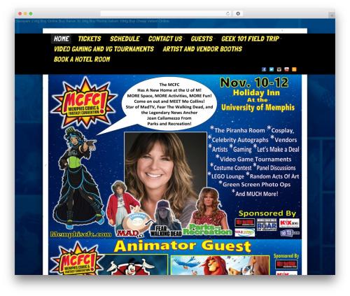 Free WordPress Super Simple jQuery Parallax Background plugin - memphiscfc.com