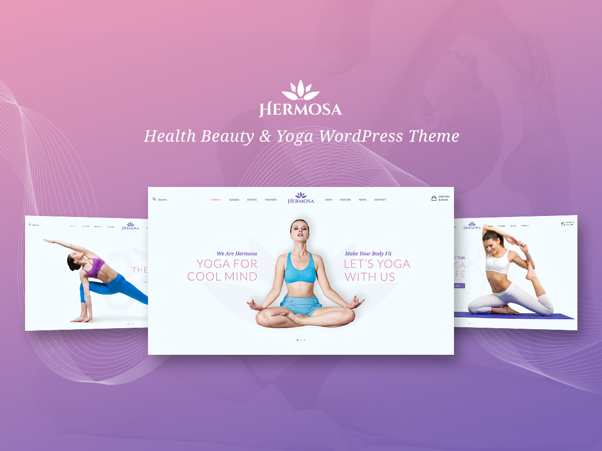 NOO Hermosa WordPress shop theme