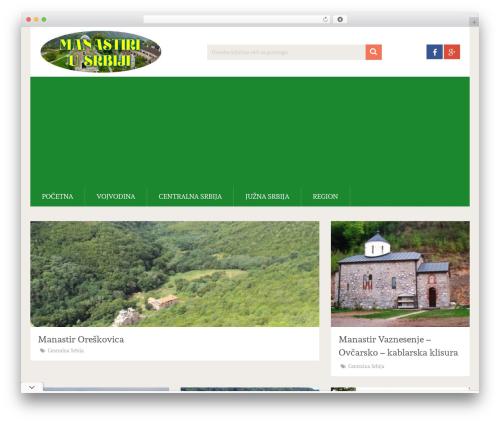 SociallyViral by MyThemeShop WordPress ecommerce template - manastiriusrbiji.com