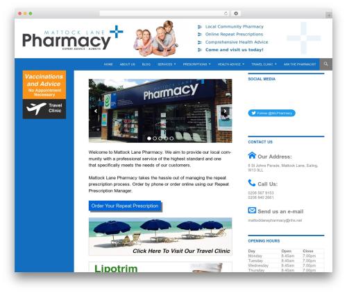 Free WordPress Add to home screen WP Plugin plugin - mattocklanepharmacy.co.uk