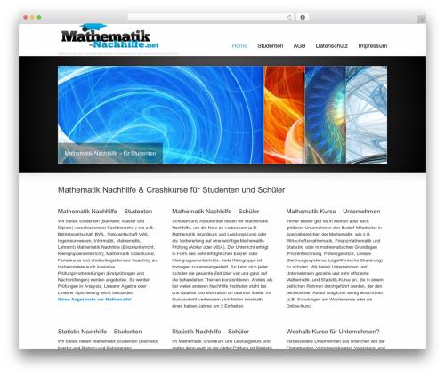 Striking MultiFlex & Ecommerce Responsive WordPress Theme theme WordPress - mathematik-nachhilfe.net