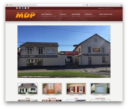 Theme WordPress Karma - mdp-soissons.fr