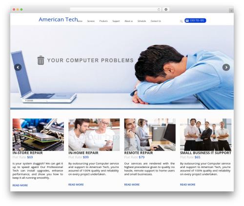 WordPress popup-press plugin - myamericantech.com