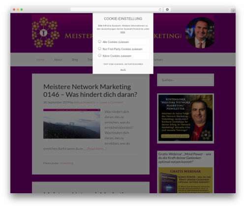 Free WordPress vooPlayer v4 plugin - meistere-network-marketing.com