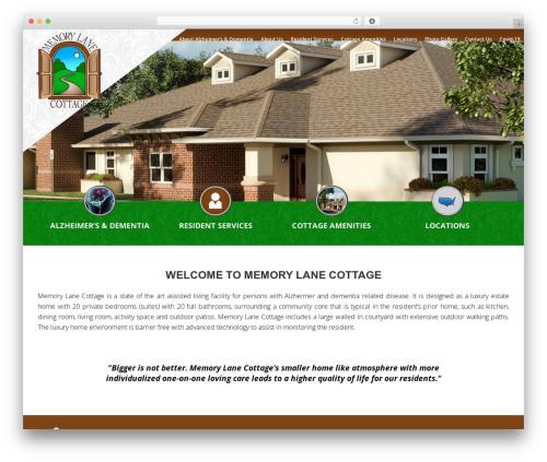 Free WordPress FancyBox plugin - memorylanecottage.com