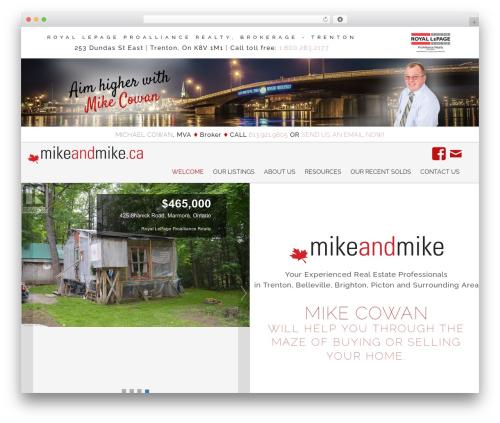 Free WordPress Weaver Show Sliders plugin - mikeandmike.ca
