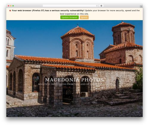 WP template Imagely Simpicity - macedoniaphotos.com
