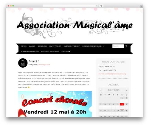 Free WordPress Gallery Carousel Without JetPack plugin - musicalame.org