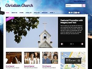 Best WordPress theme Christian Church
