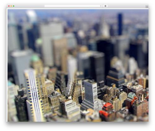 Business Design Theme company WordPress theme - mshcorp.com