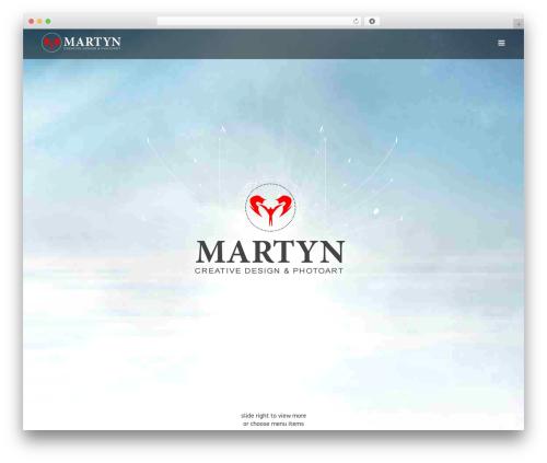 BWS Theme WordPress theme - martyn.net.ua