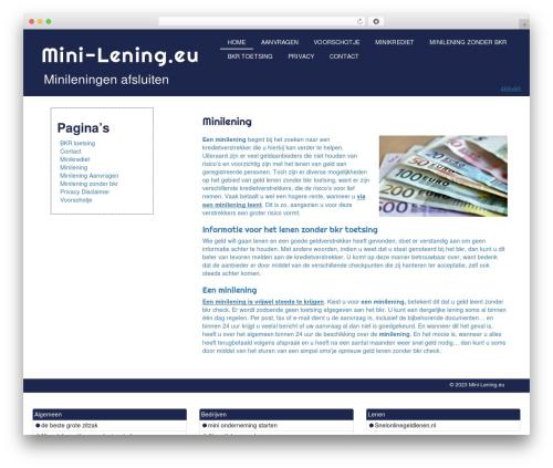 eyesite WordPress theme download - mini-lening.eu