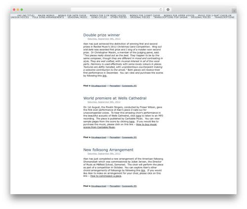 Simplr theme WordPress - mymusic.cantabile-music.com