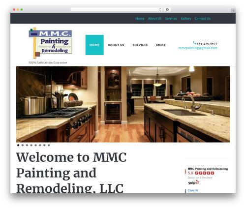 Template WordPress Globaly - mmcpaintingandremodeling.com