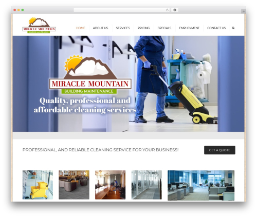 Theme WordPress constructo (shared on wplocker.com) - mmcleans.com