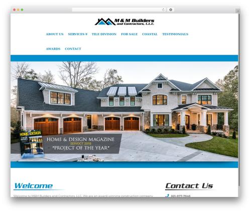 WordPress x-shortcodes plugin - mmbuildersandcontractors.com