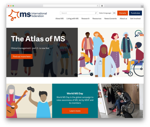 Free WordPress SlickQuiz plugin - msif.org