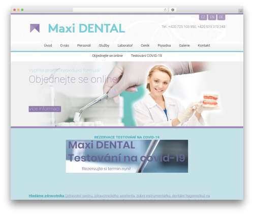 Free WordPress Popups – WordPress Popup plugin - maxidental.cz/cz