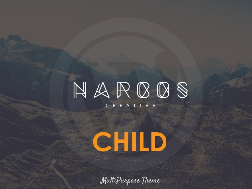 Narcos Child best WordPress theme