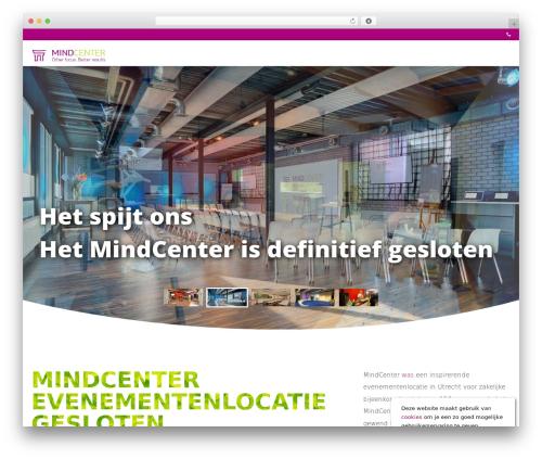 Free WordPress MailChimp for WordPress plugin - mindcenter.nl