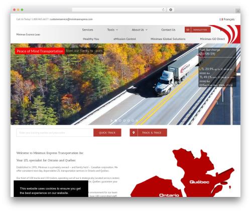 WordPress pum-scheduling plugin - minimaxexpress.com