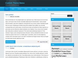 Blogwave Child WordPress blog template
