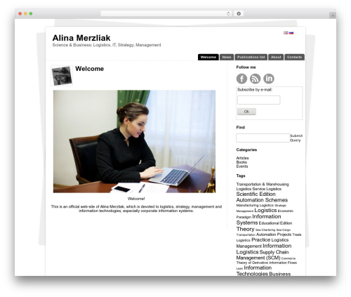 Free WordPress Polylang plugin - merzliak.com